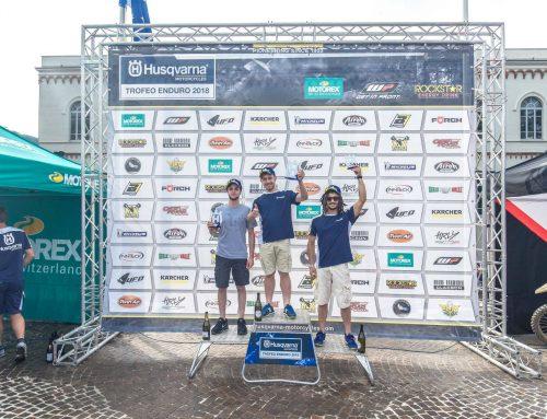 Trofeo Enduro Husqvarna 2018, secondo podio della stagione per Leonardo Calosi