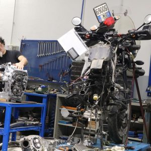 Sostituzione Motore BMW R1150 Firenze Officina Moto BMW