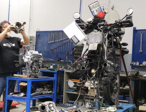 Sostituzione Motore BMW R1150